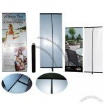 PVC Classic L Banner Stands