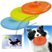 PVC Dog Outdoor Training Frisbee