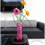 PVC Foldable Vase, Collapsible Vase