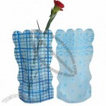 PVC Folding Disposable Vase
