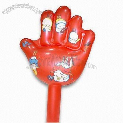 PVC Inflatable Hand