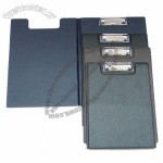PVC Leather Clipboard