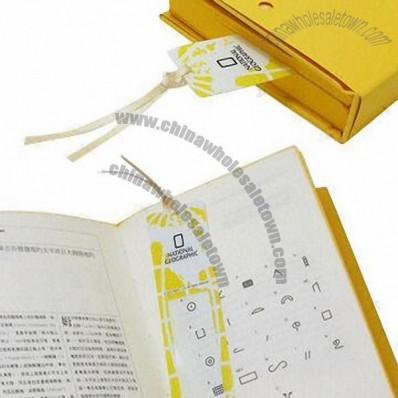 PVC Mini Bookmark Magnifier