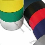 PVC Protective Tapes for Pipe Wrapping, with 0.18mm Thickness and 1.5N/cm Peel Adhesion