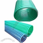 PVC Screw Suction Hose With Good Adaptability To Bear Weather Conditions And Pressure