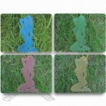 PVC Sexy Girl Shaped Air Fresheners
