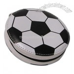 PVC soccer CD holder