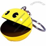 Pac-Man Sound Effect Keychain