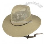 Pacific Mesh Crown Aussie sun hat
