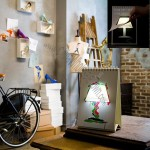 Page by Page Table Lamp