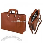Panarcci Leather Briefcase