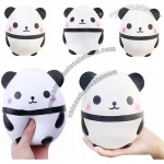 Panda Transformable Animals Cute Stress Ball