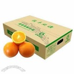 Paper Carton, Very Strong Double-wall Corrugated Paper, Eco-friendly Printing, Loading Heavy Fruits