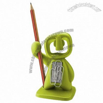 Paper Clip & Pencil Holder