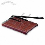 Paper Cutter, Wooden Base