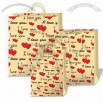 Paper Gift Bags with Hectograph Printing,