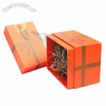 Paper Gift Box with 4C Offset Printing