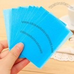 Paper Pulp Facial Oil Control Absorption Film Tissue Makeup Blotting Paper
