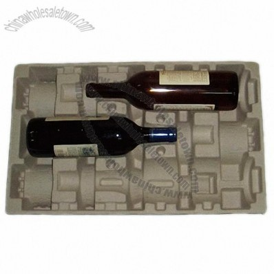 Paper Pulp Wine Package