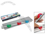 Paper Scrapbook Trimmer Cutter + 3 Types Blades