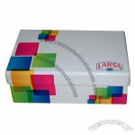 Paper Shoe Box, Eco-friendly, Re-usable, Durable