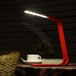 Paper Silicon LED Light