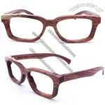 Paris Autumn handmade vintage rosewood wooden glasses