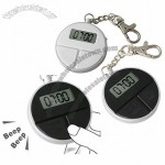 Parking Timer Key Chain