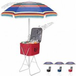 Party Cube Insulated Cooler with Stand