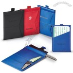 Passport holder with IDRF protection / Donald notebook