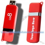 Patent Spring Loaded Retractable Style USB Flash Drives