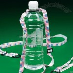 Patriotic Bottle Holder Straps