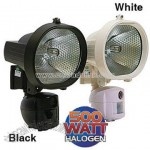 Patroller Security Light Camera