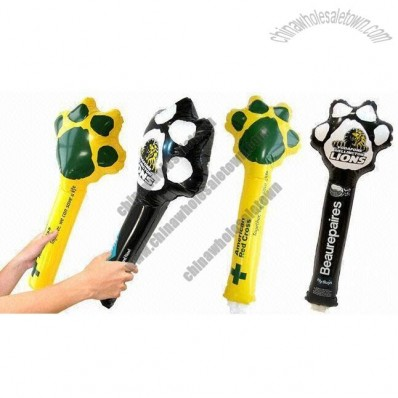 Paw-shaped Bang-bang Cheering Sticks
