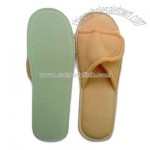 Peach Terry Hotel Slipper