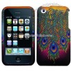 Peacock Design Protector Case for Apple iPhone 3G/ 3GS