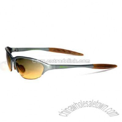 Peak vision carbon golf sunglasses