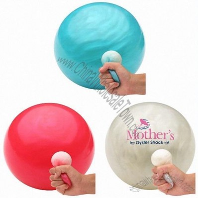 Pearl Dancer Gel Stress Reliever Ball
