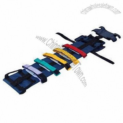 Pediatric Immobilization Stretcher with Sewn-in Lifting Handles
