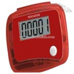 Pedometer good choice for promo
