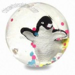 Penguin Design Water Bouncing Ball