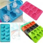Penguin Shape Ice Cube Tray