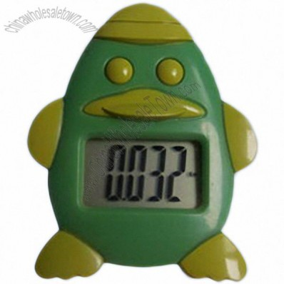 Penguin Shaped Pedometer