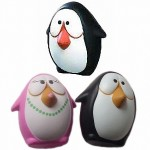 Penguin Shaped Stress Ball