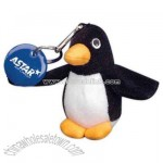 Penguin shape stuffed animal with Key chain