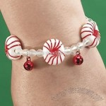 Peppermint Jingle Bracelet