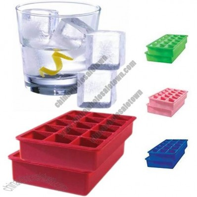 Perfect Ice Cube Silicone Trays