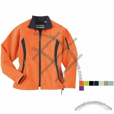 Performance Brushed Back Soft Shell Jacket for Women's