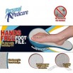 Personal Pedicure Hands Free Foot File