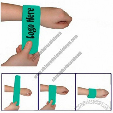 Personalised Slap Bracelets
